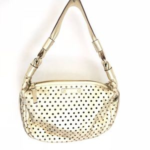 Kate Spade Gold Handbag women's Shoulder Bag